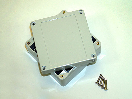 Sealed enclosure G2102